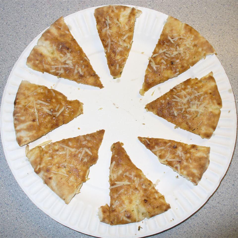 Garlic Pita Bread Bites jat