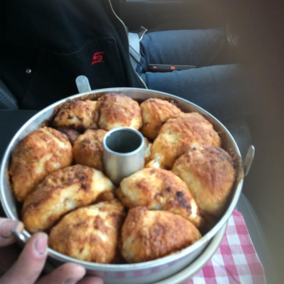 Ooey Gooey Breakfast Rolls