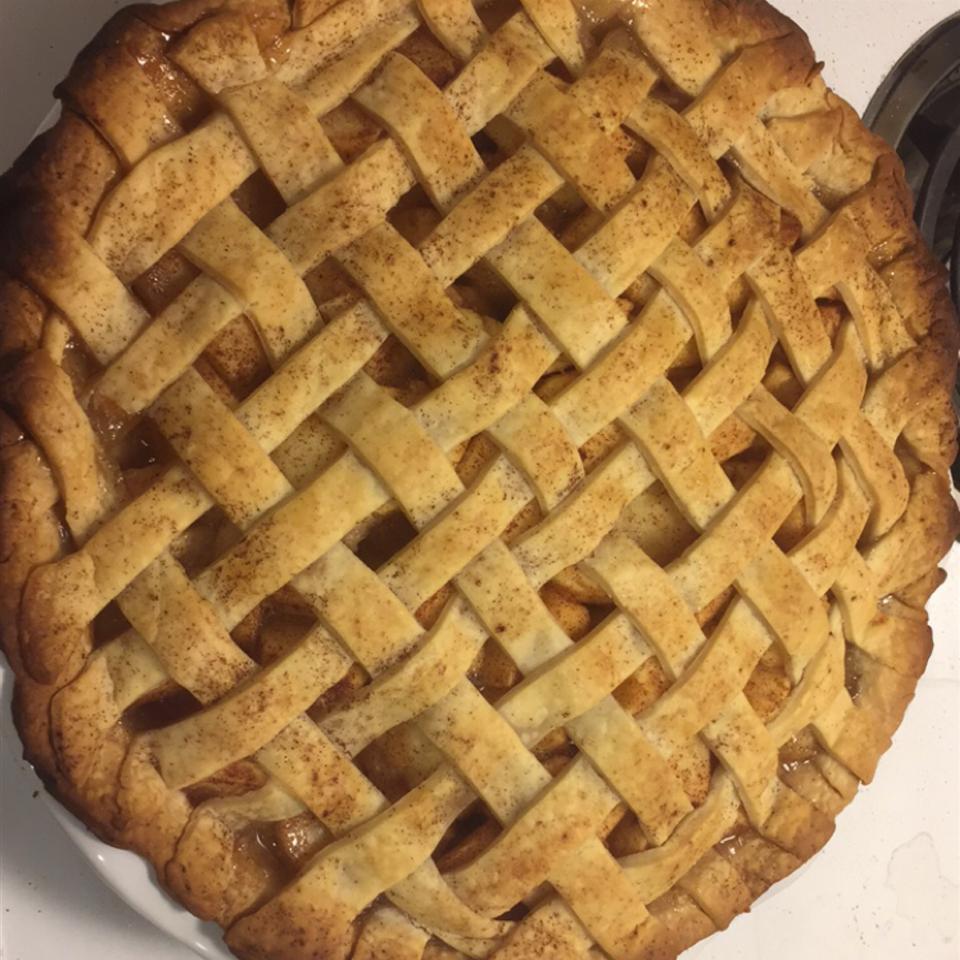 Apple Pie I April Holderbaum
