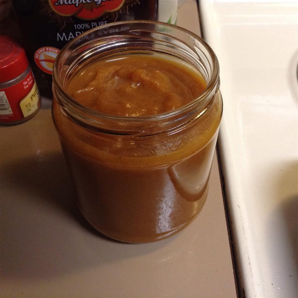 Pumpkin Syrup LubbocKat