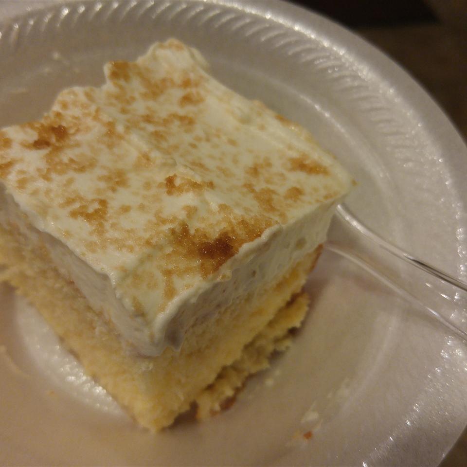 Tres Leches (Milk Cake) Rachel