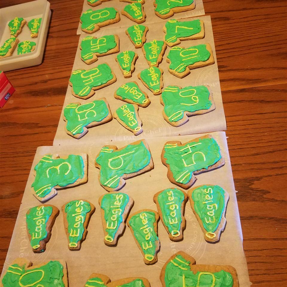 German Cut-Out Cookies TGural
