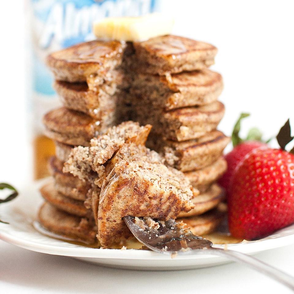 Almond Flour Pancakes from Almond Breeze®