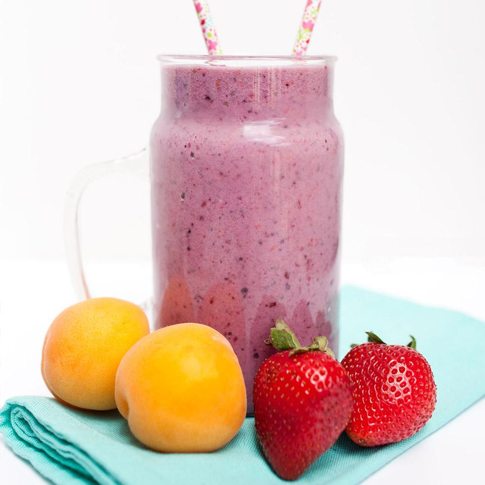 Berry Apricot Smoothie