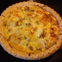 Artichoke Pie janellody