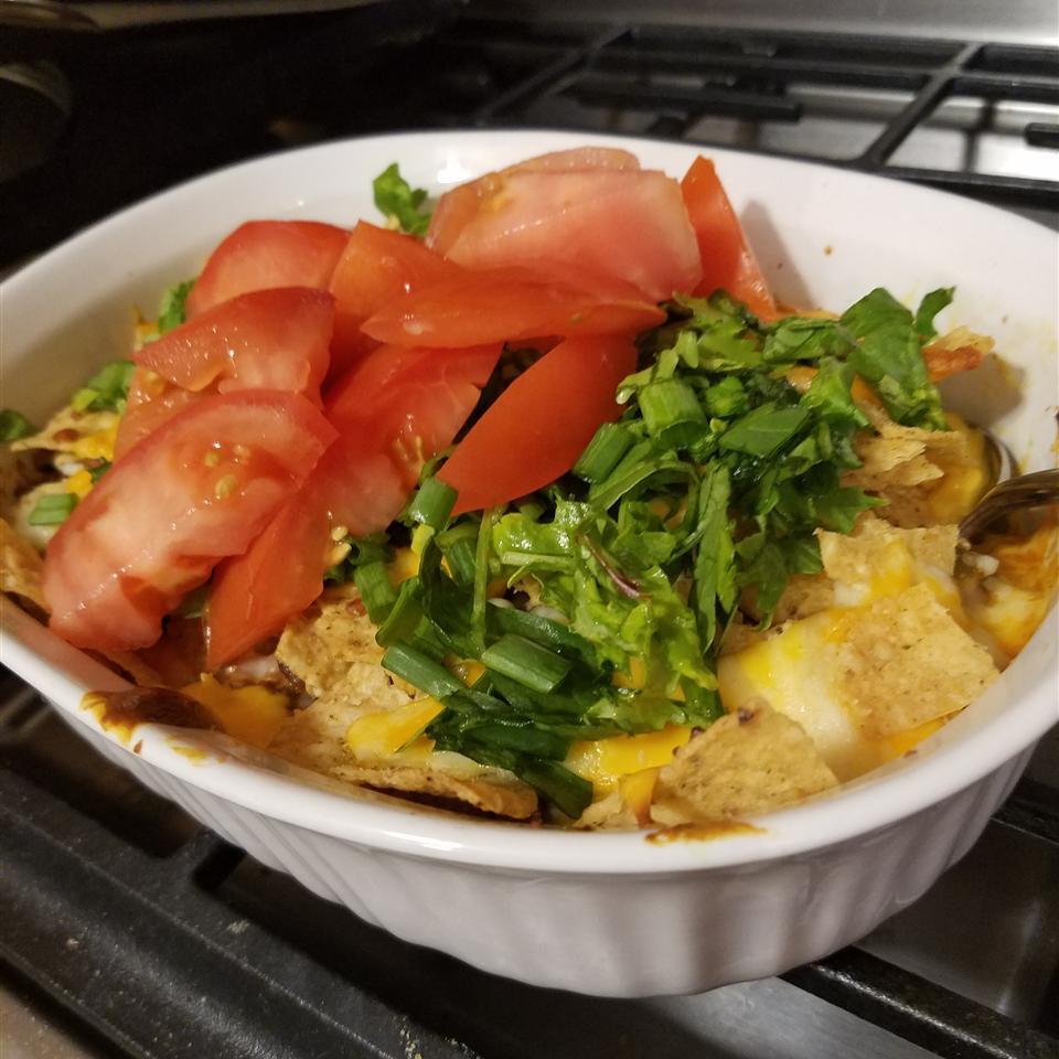 Easy Taco Casserole baubon