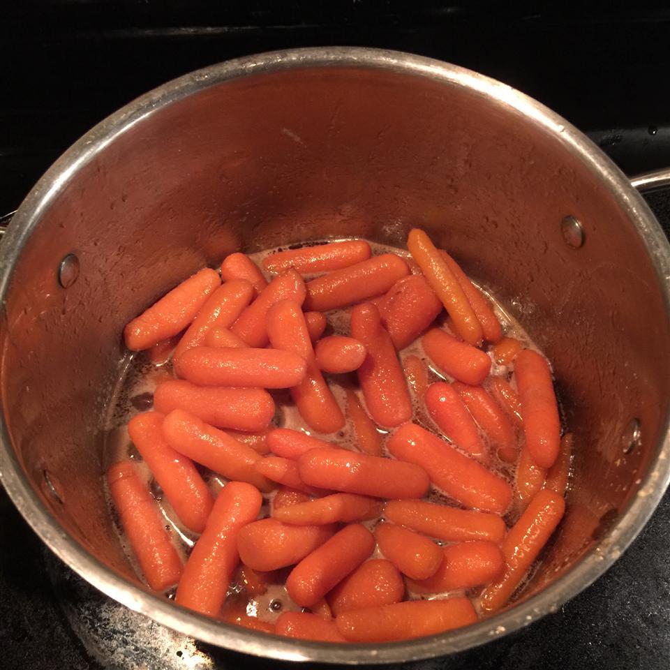 Sweet Baby Carrots