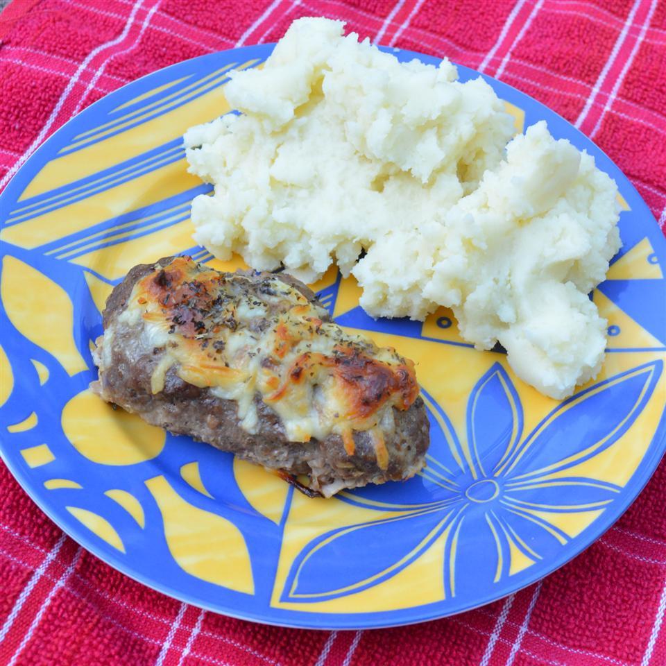 Decadent Mini Meatloaf Faith N