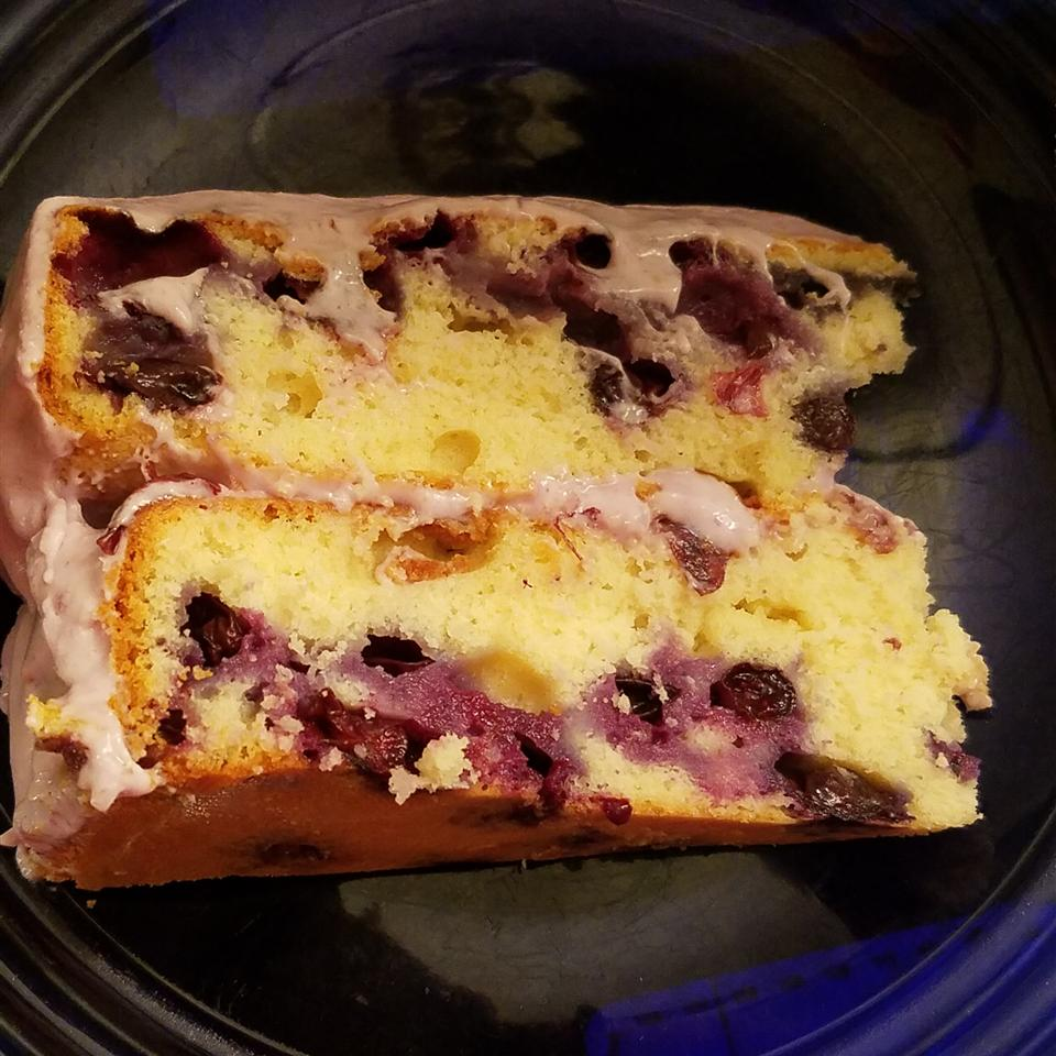 Melt In Your Mouth Blueberry Cake Sylviaamos