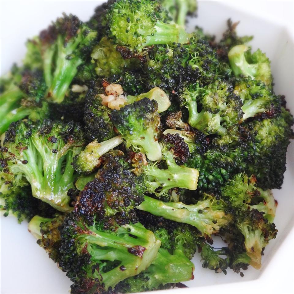 Jacob's Roasted Broccoli House of Aqua