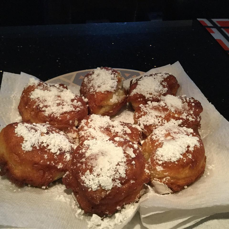 Banana Fritters Countrypauls