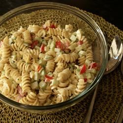 Best Ever Pasta Salad dustysun