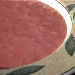 Strawberry Soup I Marie Medek Brenden