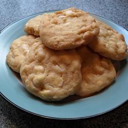White Chocolate Macadamia Nut Cookies IV Kari Lee Branagan