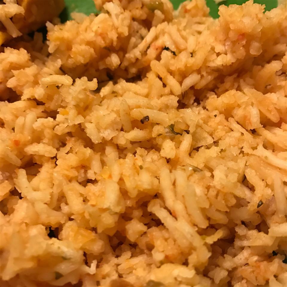 Del Rio's Mexican Rice Melicans