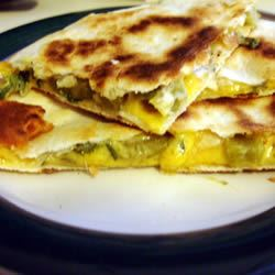 Tortillas with Cactus and Cheese MBKRH