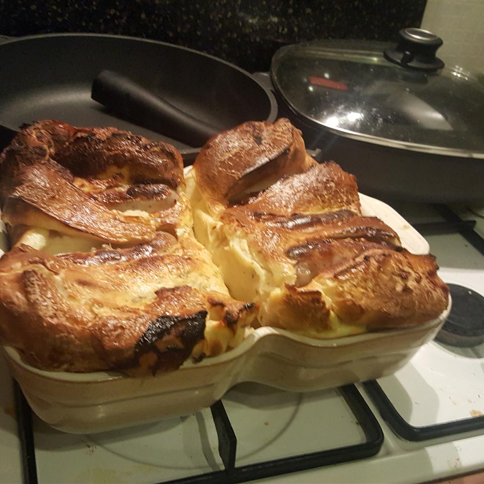Savory Sausage Toad-in-the-Hole Vipex1