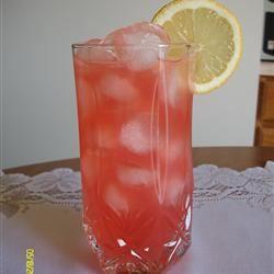 Old-Fashioned Pink Lemonade Cindi M Bauer