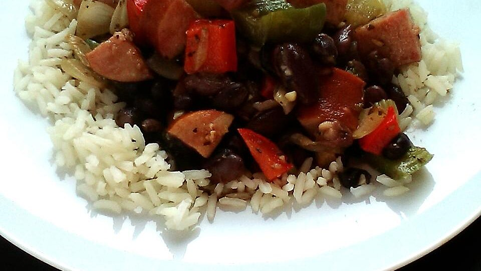 JAG (Portuguese Rice and Beans)