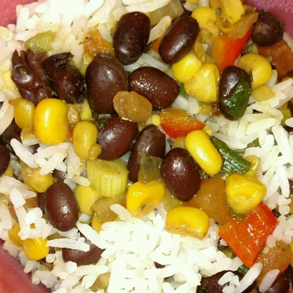 Black Bean and Corn Salad I Bonnie Moore