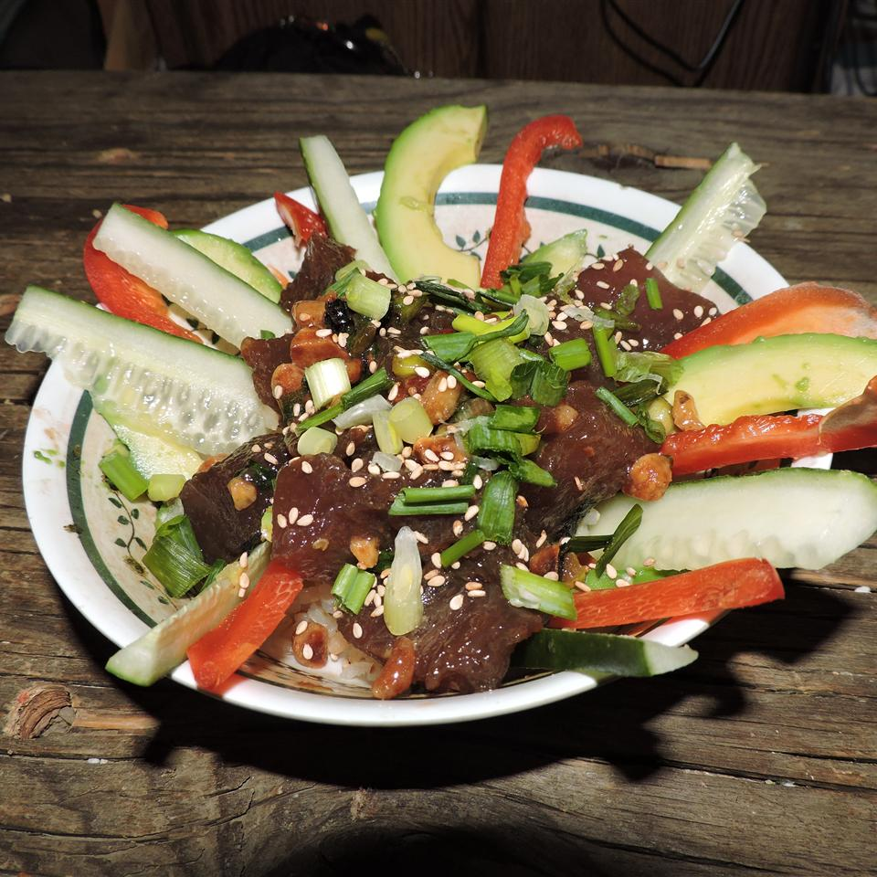 Chef John's Hawaiian-Style Ahi Poke