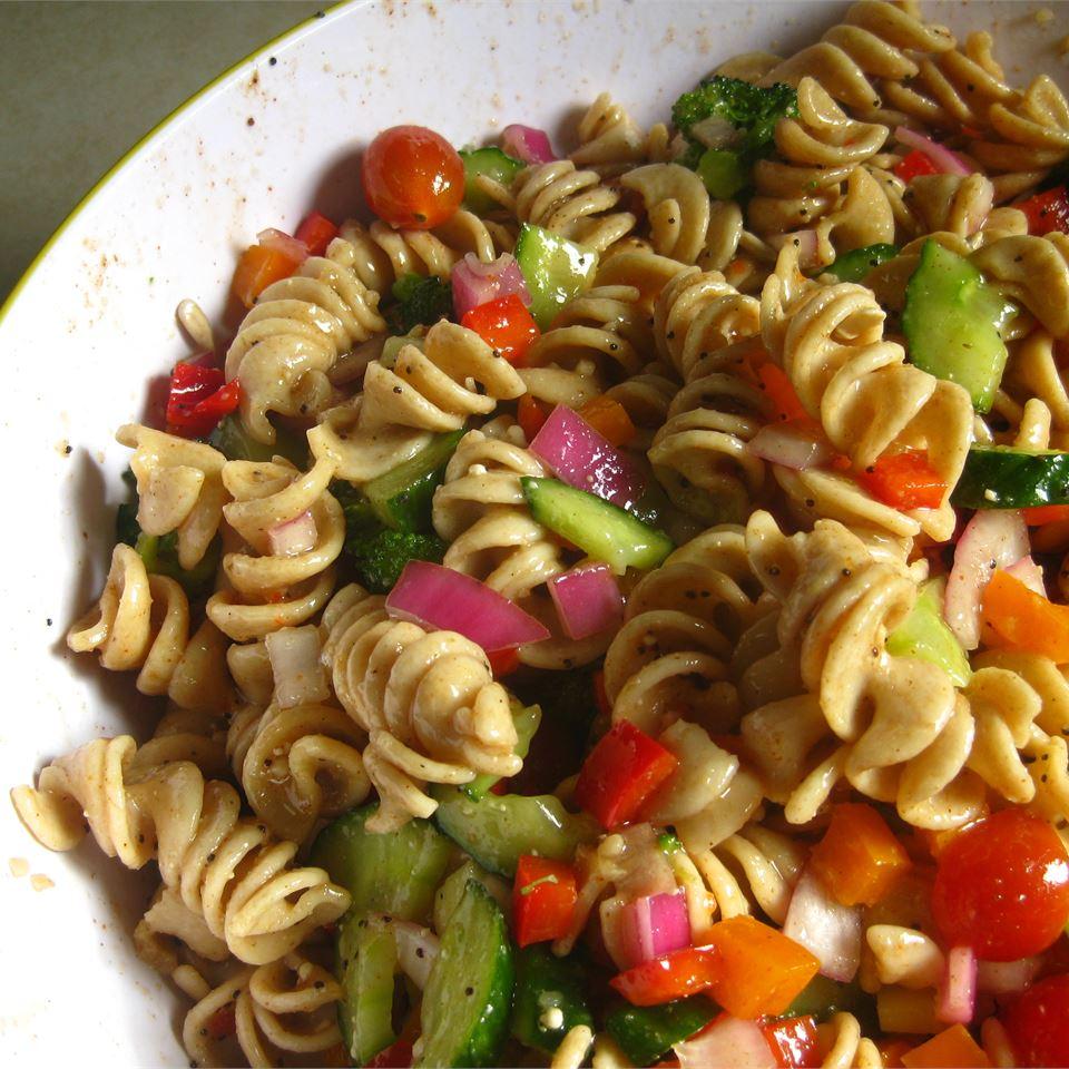 The Best Spaghetti Salad GreenPea19