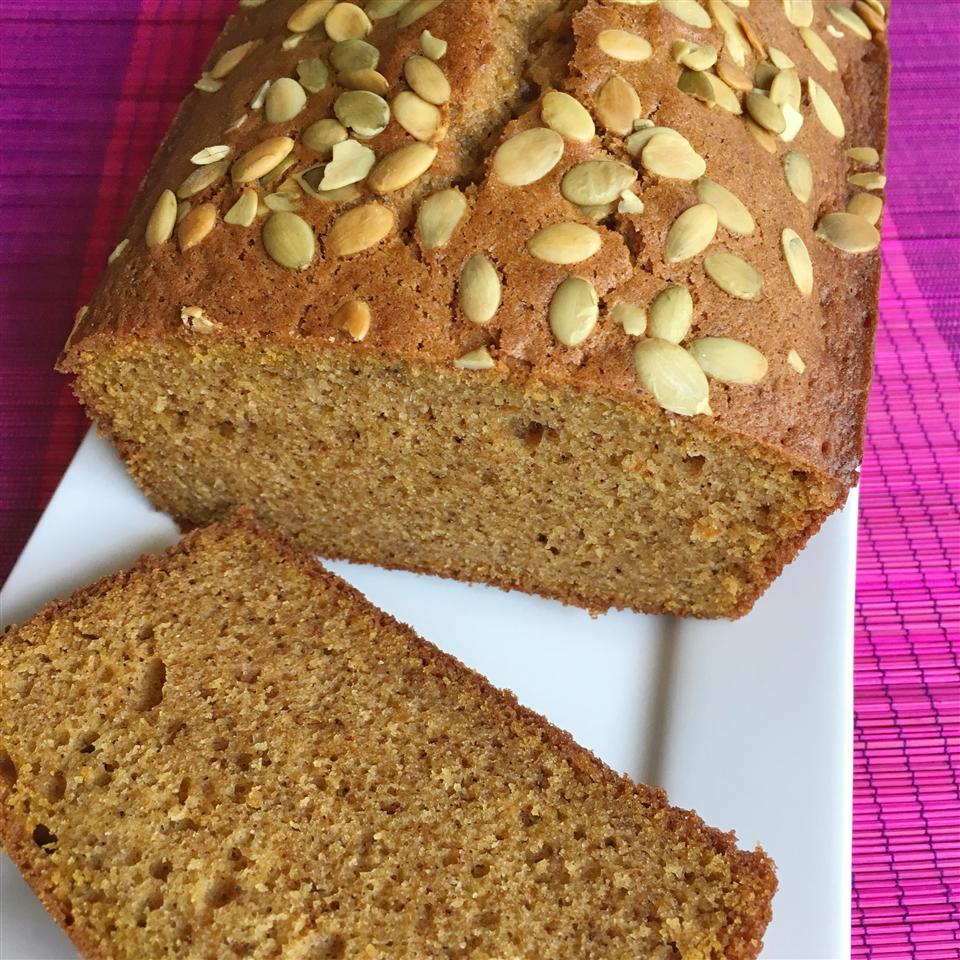 Starbucks® Pumpkin Bread Nanda