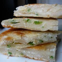 Pan-Fried Chinese Pancakes Jade