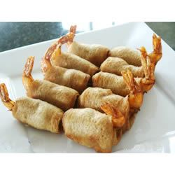 Golden Bread Shrimp Roll JANELIM