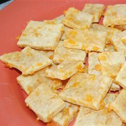 Cheddar Crackers My4boys