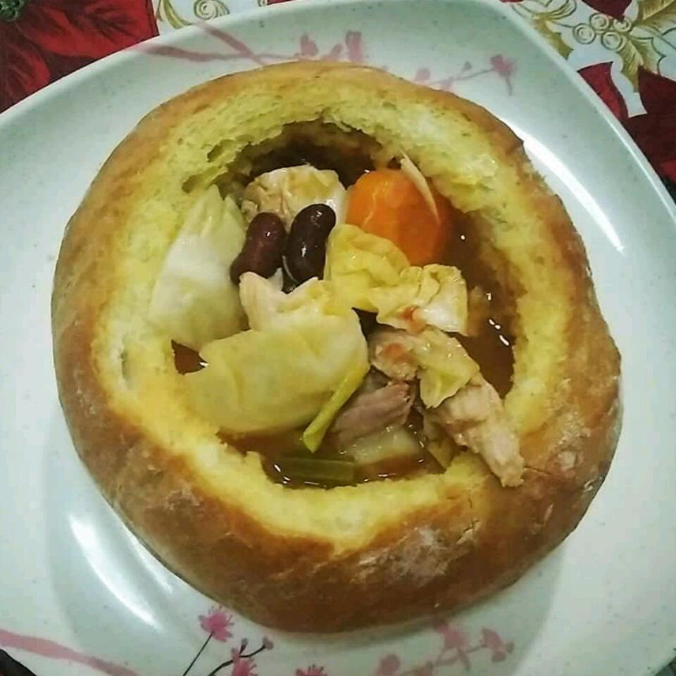 Portuguese Bean Soup Scott Fleury
