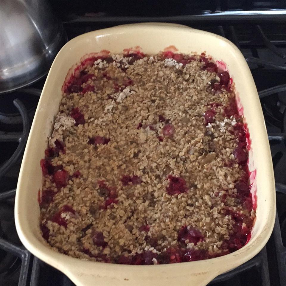 Cranberry Glop