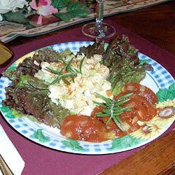 Gourmet Chicken Salad II BASKETBALLMAMA