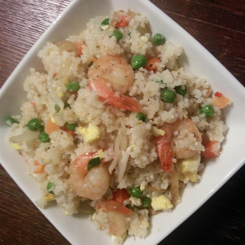 Shrimp Fried Rice I LadyGem