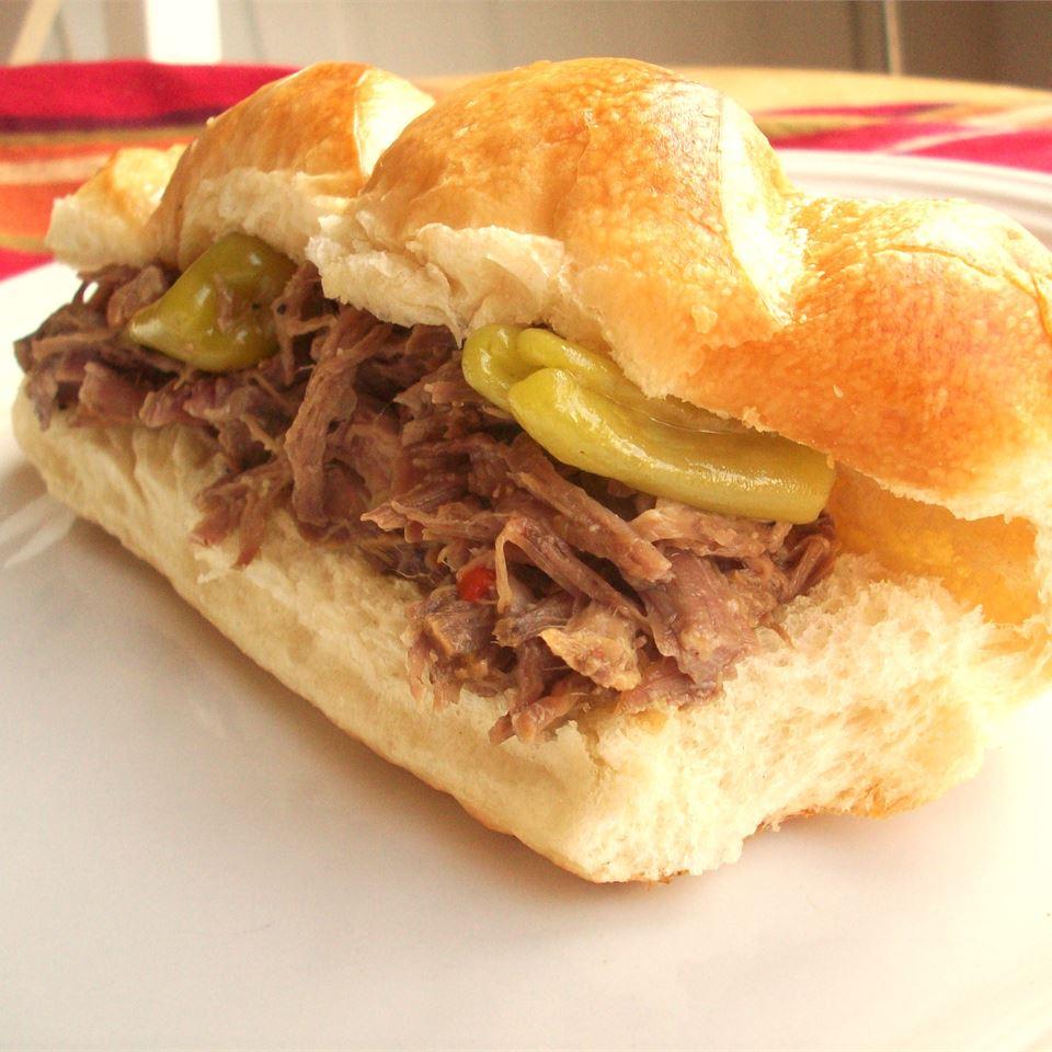 Original Homemade Italian Beef Randi