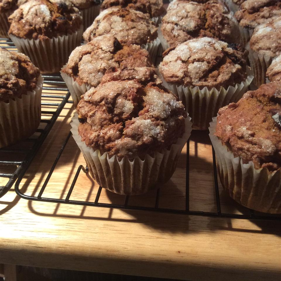 Cranberry Pumpkin Muffins Gigi A.