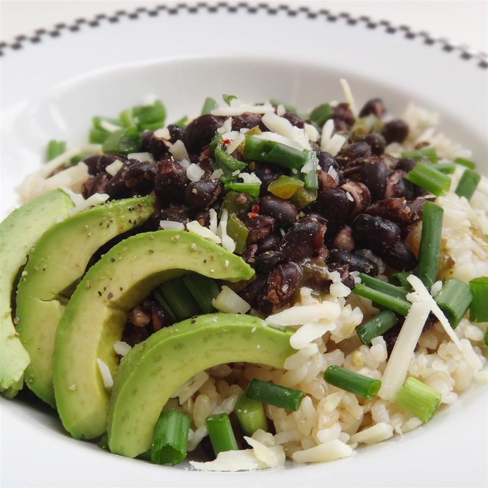 Amy's Spicy Beans and Rice STRIDEAM