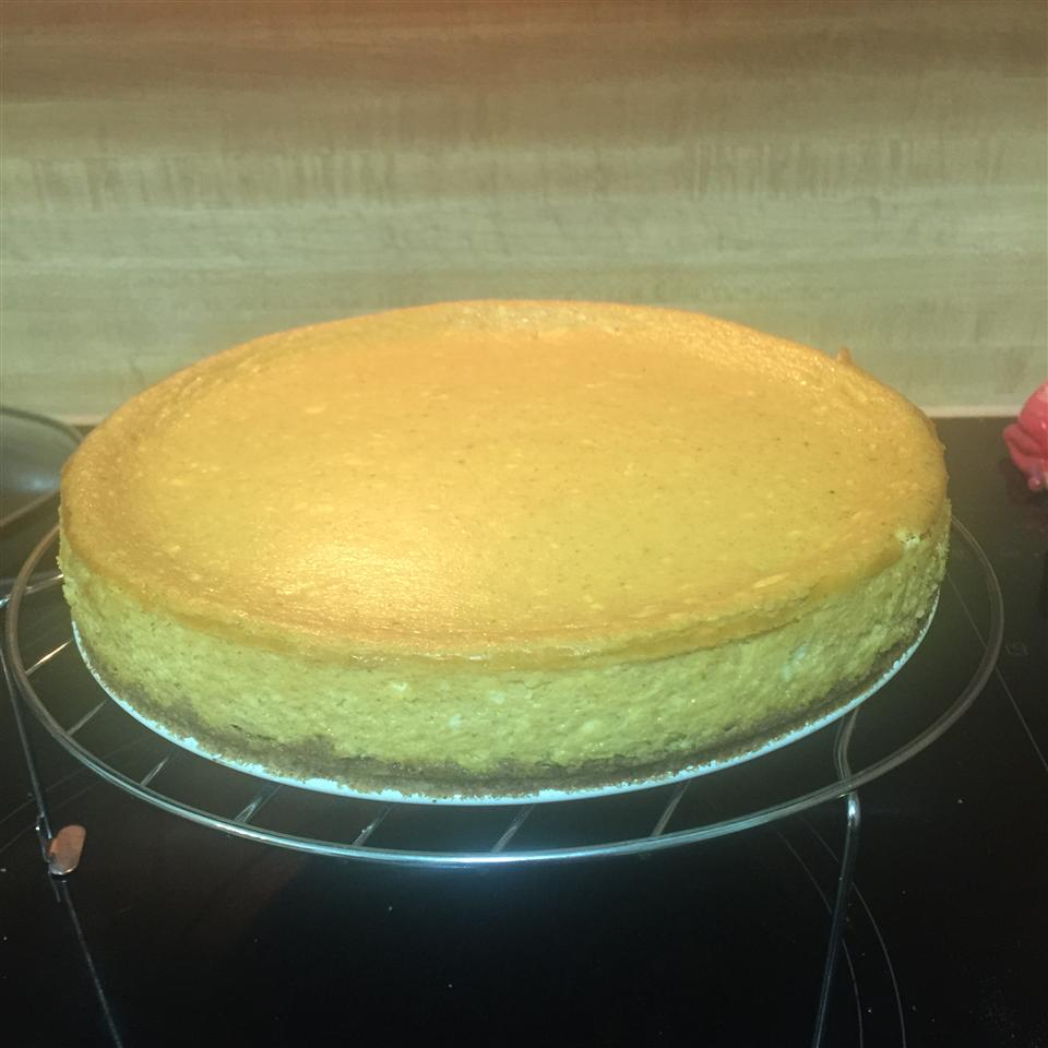 Gluten Free Pumpkin Cheesecake Colleen Bray