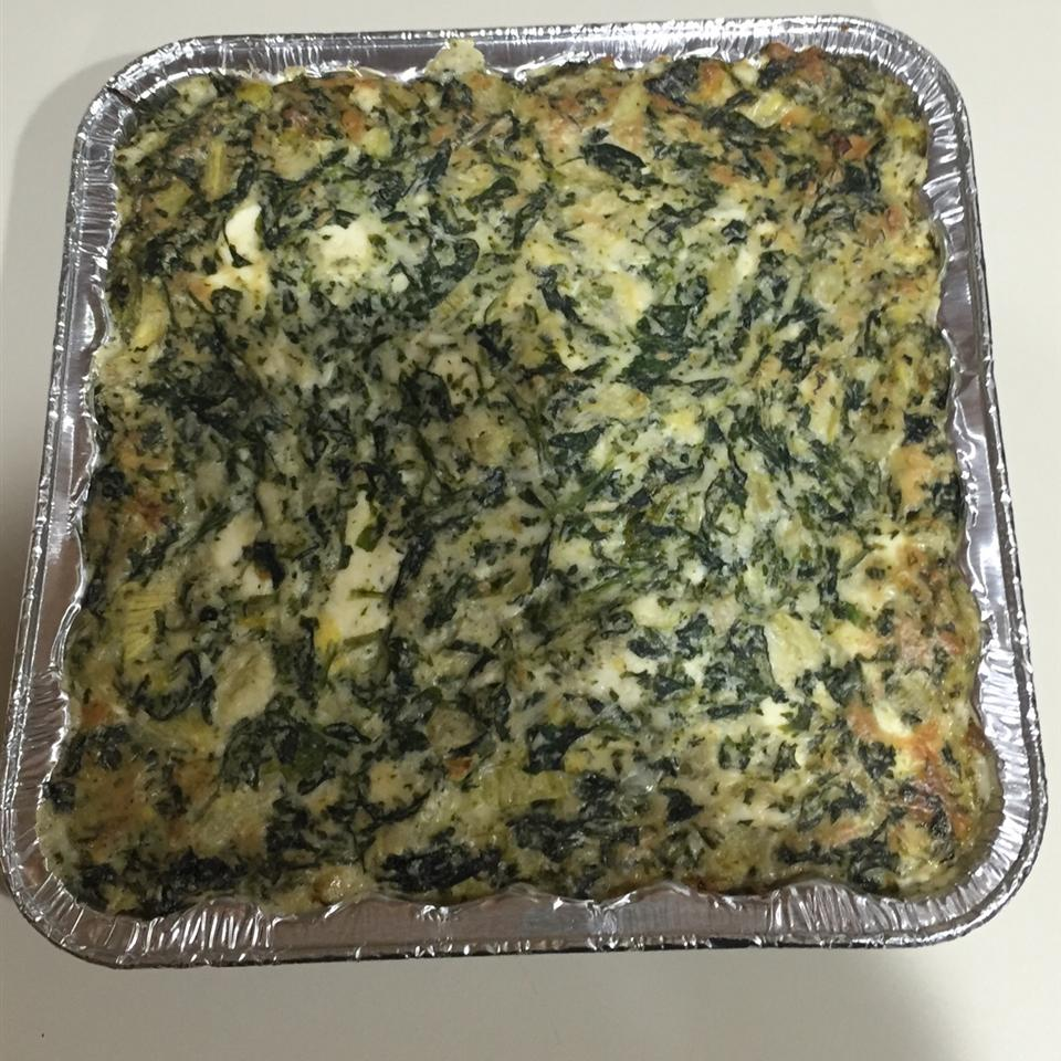 Fabulous Spinach and Artichoke Dip