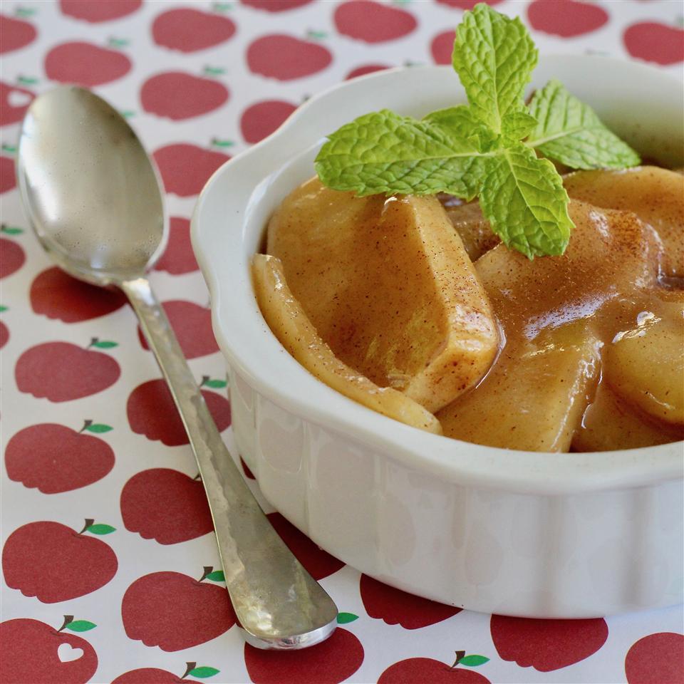 Baked Cinnamon Apples