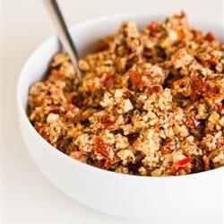 Sundried Tomato-Red Pepper Tapenade