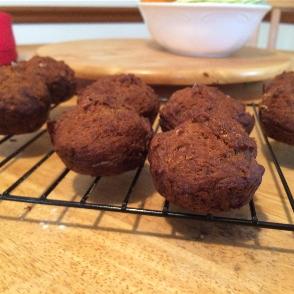 Fall Apple Cider Muffins