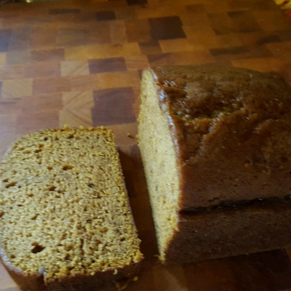 Pumpkin Bread Mary Anne