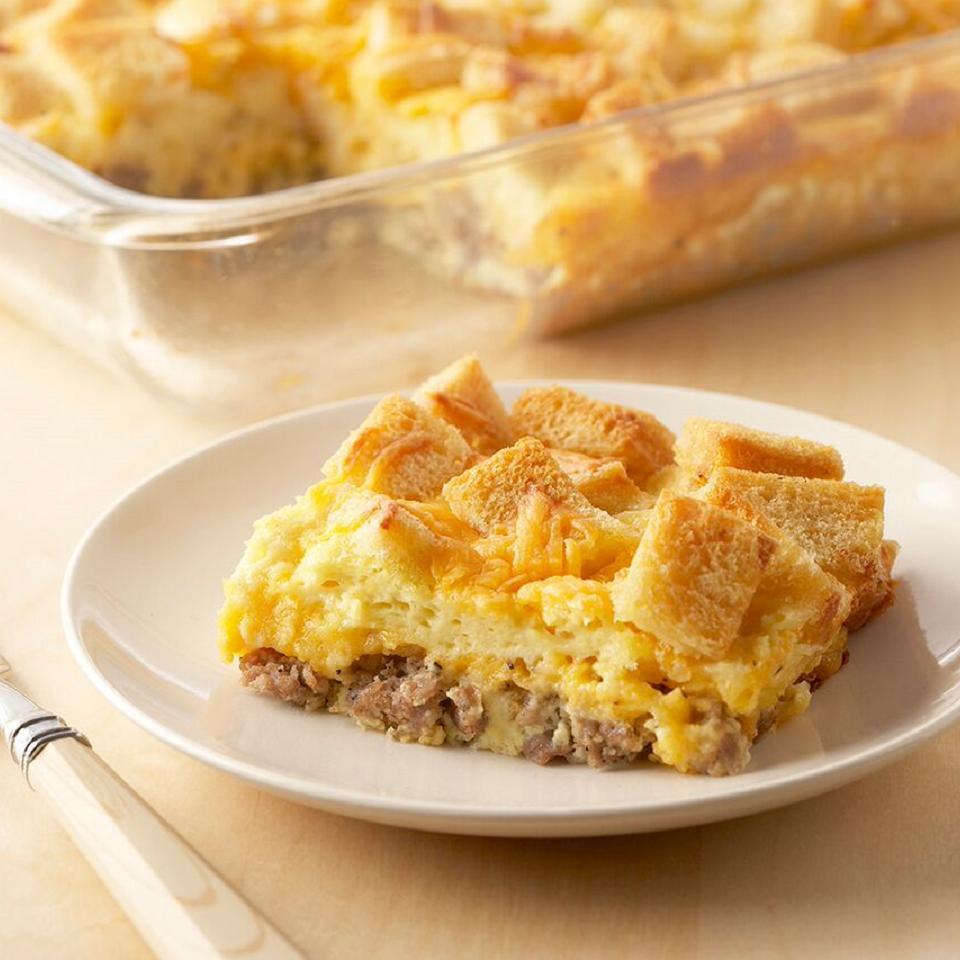 Country Breakfast Casserole from McCormick®