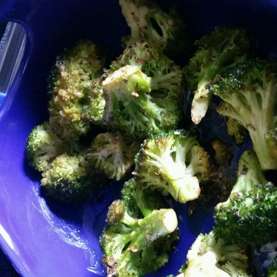 Baked Broccoli YRUNMYSHT