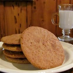 Cinnamon Sugar Butter Cookies II