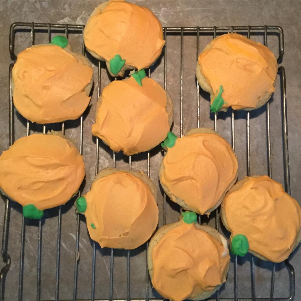 Evelyn's Rolled Sugar Cookies Gayle Sabin