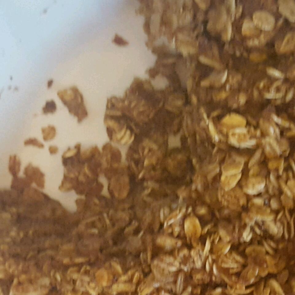 Protein Powerhouse Baked Oatmeal Ashley O'Brien