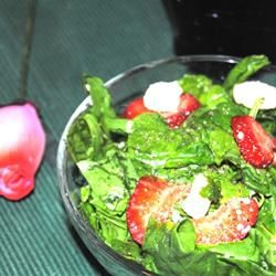 Almond Strawberry Salad Mrs. CJR