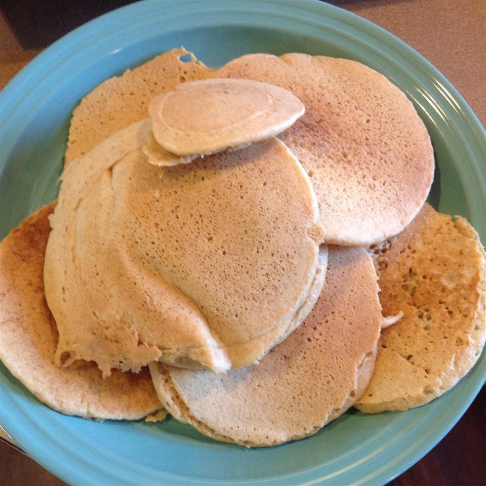 Grandad's Pancakes Ezra